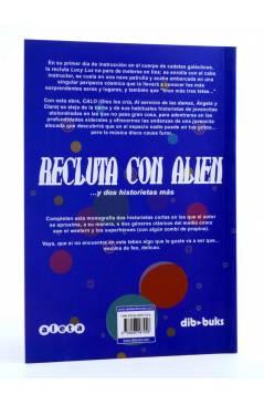 Contracubierta de RECLUTA CON ALIEN (Calo) Aleta 2007