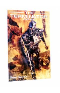 Cubierta de THE TERMINATOR 2029-1984 (Zack Whedon / Andy Macdonald) Aleta 2014
