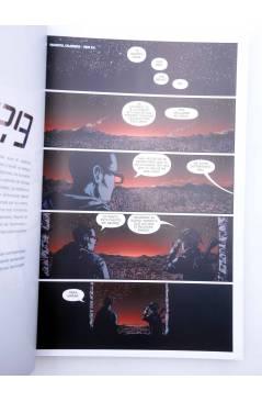 Muestra 1 de THE TERMINATOR 2029-1984 (Zack Whedon / Andy Macdonald) Aleta 2014