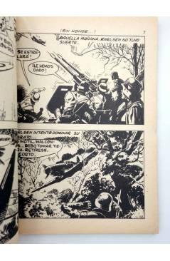 Muestra 2 de COMBATE 205. ¡SIN HONOR!. Producciones Editoriales 1980