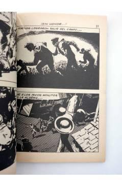 Muestra 3 de COMBATE 205. ¡SIN HONOR!. Producciones Editoriales 1980