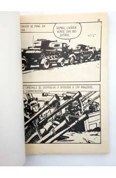 Muestra 1 de COMBATE 237. ¿HÉROE O COBARDE?. Producciones Editoriales 1981