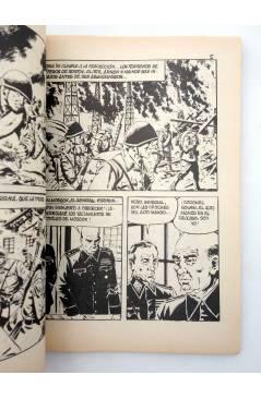 Muestra 2 de COMBATE 247. MISIÓN EN KURDISTÁN. Producciones Editoriales 1981