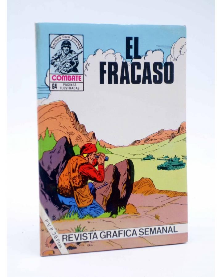 Cubierta de COMBATE 248. EL FRACASO. Producciones Editoriales 1981