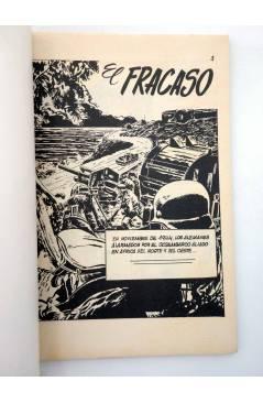 Muestra 1 de COMBATE 248. EL FRACASO. Producciones Editoriales 1981