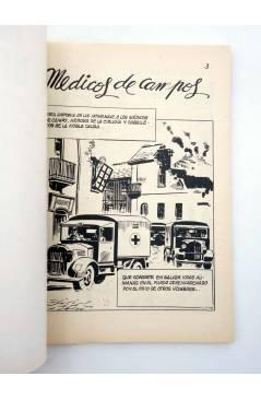 Muestra 1 de COMBATE 249. MÉDICOS DE CAMPO. Producciones Editoriales 1981