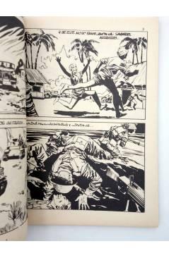 Muestra 2 de COMBATE 250. ARAKAN. Producciones Editoriales 1981