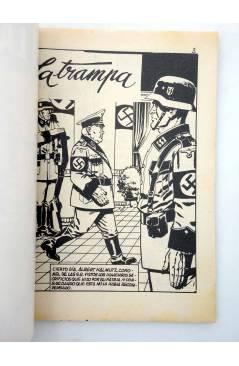 Muestra 1 de COMBATE 251. LA TRAMPA. Producciones Editoriales 1981