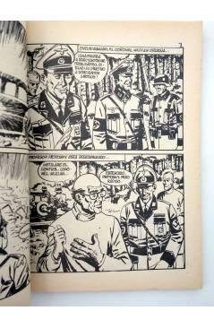 Muestra 2 de COMBATE 253. TUMBA ABIERTA. Producciones Editoriales 1981