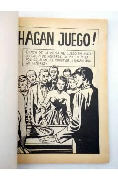 Muestra 1 de COMBATE 254. ¡HAGAN JUEGO!. Producciones Editoriales 1981