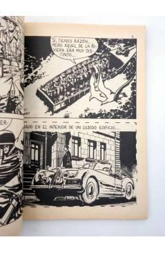 Muestra 2 de COMBATE 254. ¡HAGAN JUEGO!. Producciones Editoriales 1981