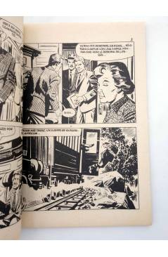 Muestra 2 de COMBATE 260. LA RUTA DE LA EVASIÓN. Producciones Editoriales 1981