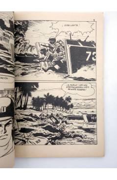 Muestra 2 de COMBATE 261. SU ÚLTIMA VOLUNTAD. Producciones Editoriales 1981