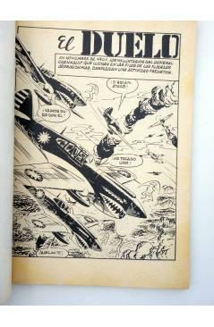 Muestra 1 de COMBATE 262. EL DUELO. Producciones Editoriales 1981