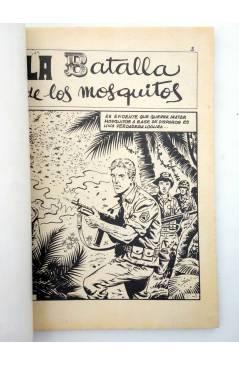 Muestra 1 de COMBATE 264. LA BATALLA DE LOS MOSQUITOS (útimo nº). Producciones Editoriales 1981