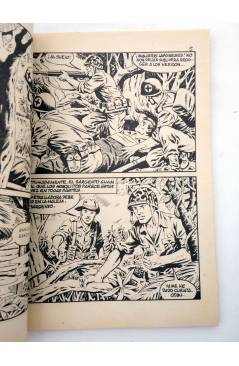 Muestra 2 de COMBATE 264. LA BATALLA DE LOS MOSQUITOS (útimo nº). Producciones Editoriales 1981