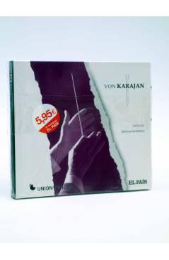 Cubierta de CD HERBERT VON KARAJAN 7. BERLIOZ: SINFÓNÍA FANTÁSTICA (Von Karajan) El País 2008