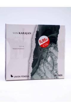 Cubierta de CD HERBERT VON KARAJAN 11. PUCCINI: MADAMA BUTTERFLY I (Von Karajan) El País 2008