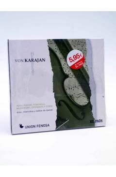 Cubierta de CD HERBERT VON KARAJAN 17. ARIAS INTERLUDIOS Y BALLETS DE OPERAS (Von Karajan) El País 2008