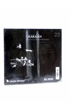 Contracubierta de CD HERBERT VON KARAJAN 23. BRAHMS: EIN DEUTSCHES REQUIEM (Von Karajan) El País 2008