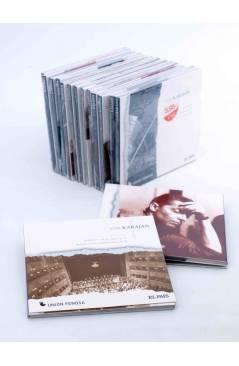 Cubierta de CD HERBERT VON KARAJAN LOTE DE 16 CDS. VER LISTA (Von Karajan) El País 2008