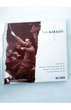 Muestra 4 de CD HERBERT VON KARAJAN LOTE DE 16 CDS. VER LISTA (Von Karajan) El País 2008