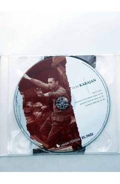 Muestra 6 de CD HERBERT VON KARAJAN LOTE DE 16 CDS. VER LISTA (Von Karajan) El País 2008