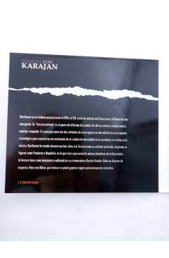 Muestra 8 de CD HERBERT VON KARAJAN LOTE DE 16 CDS. VER LISTA (Von Karajan) El País 2008