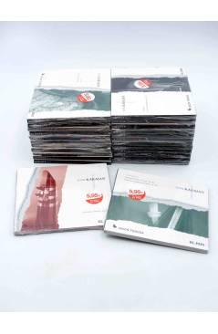 Cubierta de CD HERBERT VON KARAJAN 1 A 25. COLECCIÓN COMPLETA (Von Karajan) El País 2008