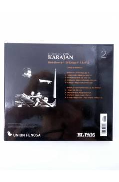 Muestra 1 de CD HERBERT VON KARAJAN 1 A 25. COLECCIÓN COMPLETA (Von Karajan) El País 2008