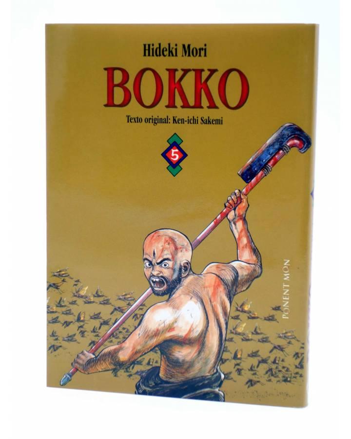 Cubierta de BOKKO 5. PLAGA (Hideki Mori / Kenichi Sakemi) Ponent Mon 2008