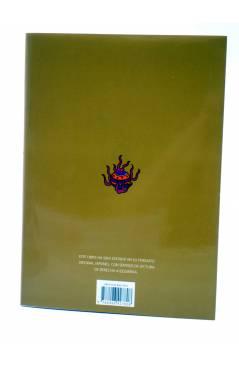 Contracubierta de BOKKO 5. PLAGA (Hideki Mori / Kenichi Sakemi) Ponent Mon 2008