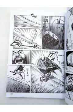 Muestra 4 de BOKKO 9. EL ARMA SECRETA (Hideki Mori / Kenichi Sakemi) Ponent Mon 2008