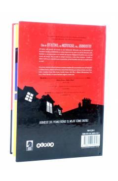 Contracubierta de BANDETTE VOL. 1. PRESTO (Tobin Coover) Aleta 2014