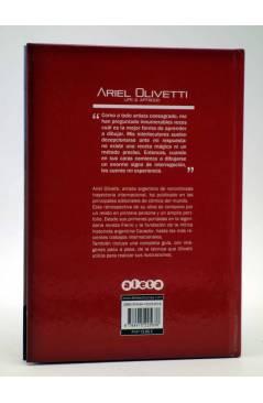 Contracubierta de LIFE & ARTBOOK (Ariel Olivetti) Aleta 2013