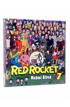 Cubierta de RED ROCKET 7 (Mike Allred) Aleta 2014