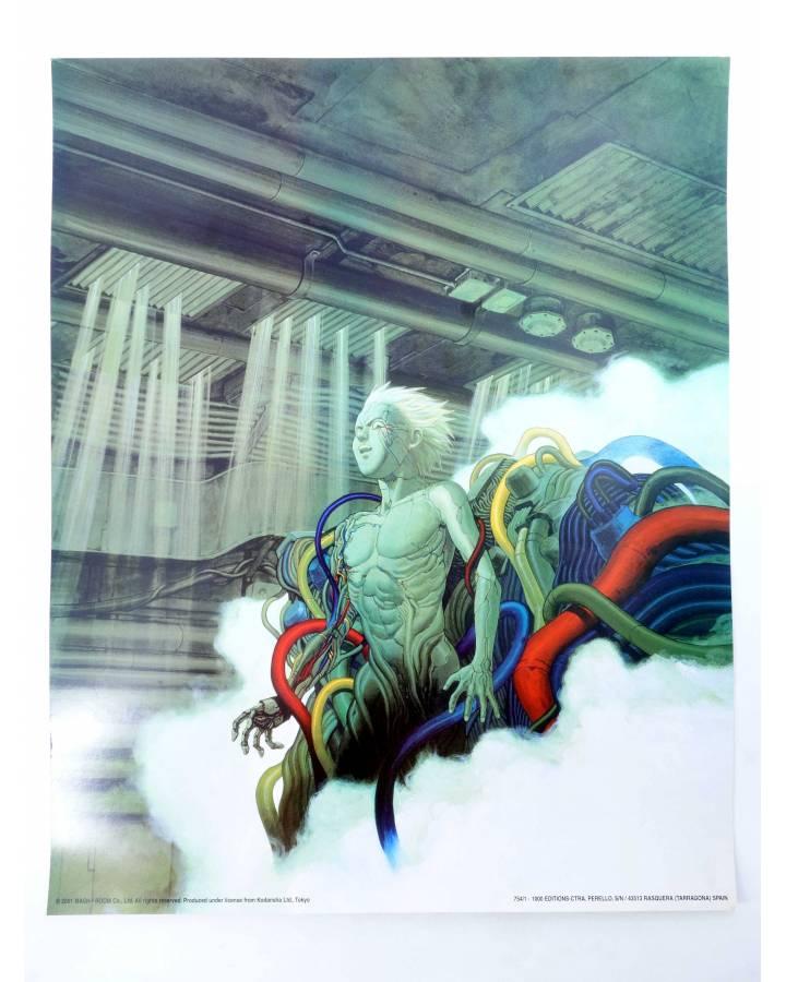Cubierta de POSTER AKIRA REF: 754/1. 50x40 cm (Katsuhiro Otomo) 1000 Editions 2001