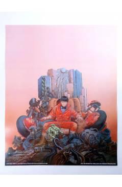 Cubierta de POSTER AKIRA REF: 754/2. 50x40 cm (Katsuhiro Otomo) 1000 Editions 2001