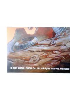 Contracubierta de POSTER AKIRA REF: 754/2. 50x40 cm (Katsuhiro Otomo) 1000 Editions 2001