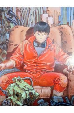 Muestra 2 de POSTER AKIRA REF: 754/2. 50x40 cm (Katsuhiro Otomo) 1000 Editions 2001
