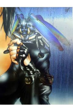 Muestra 3 de POSTER THE GHOST IN THE SHELL REF: 588. 50x40 cm (Masamune Shirow) 1000 Editions 2000
