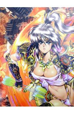 Muestra 2 de POSTER THE GHOST IN THE SHELL REF: 765/C. 50x40 cm (Masamune Shirow) 1000 Editions 2000