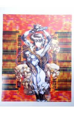 Muestra 1 de LOTE 7 POSTERS THE GHOST IN THE SHELL. 40X50 cm (Masamune Shirow) 1000 Editions 2000