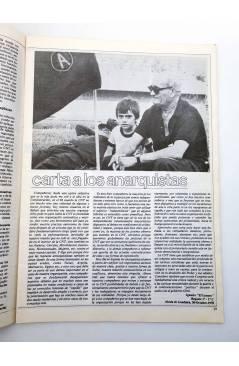 Muestra 3 de BICICLETA. REVISTA DE COMUNICACIONES LIBERTARIAS 10 (Vvaa) Barcelona 1978