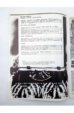 Muestra 1 de BICICLETA. REVISTA DE COMUNICACIONES LIBERTARIAS 21. NOAM CHOMSKY (Vvaa) Barcelona 1978
