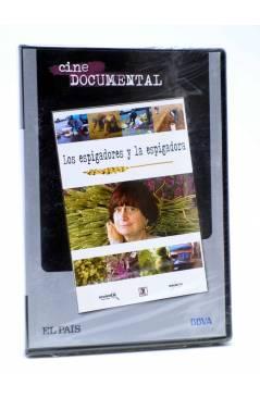 Cubierta de DVD CINE DOCUMENTAL. LOS ESPIGADORES Y LA ESPIGADORA (Agnés Varda) El País 2007