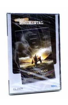 Cubierta de DVD CINE DOCUMENTAL. GRIZZLY MAN (Werner Herzog) El País 2007