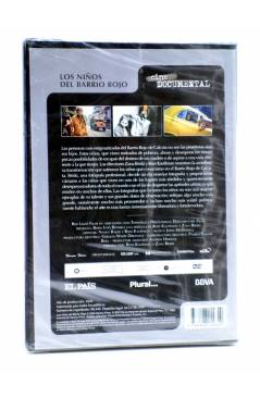 Contracubierta de DVD CINE DOCUMENTAL. LOS NIÑOS DEL BARRIO ROJO (Ross Kauffman / Zana Briski) El País 2007