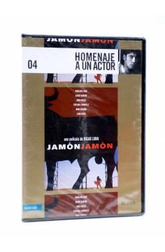 Cubierta de DVD HOMENAJE A UN ACTOR: JAVIER BARDEM 4. JAMÓN JAMÓN (Bigas Luna) El País 2008