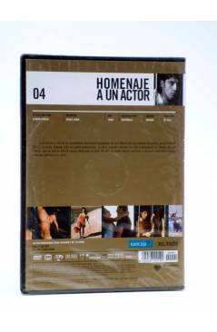 Contracubierta de DVD HOMENAJE A UN ACTOR: JAVIER BARDEM 4. JAMÓN JAMÓN (Bigas Luna) El País 2008